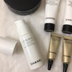 CHANEL Other - 💯✨Chanel  luxury huge lot! X10 Chanel Le blanc +!