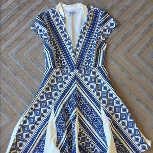Pencey Dresses & Skirts - Pencey blue/white dress. Sz 6