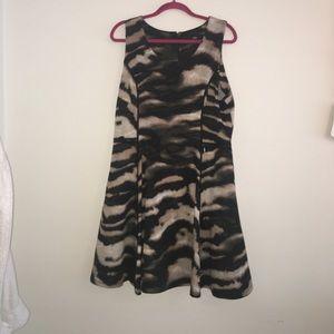Mossimo Supply Co Dresses & Skirts - NWOT Mossimo Tonal Print A-line Dress - XXL
