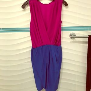 Amanda Uprichard Dresses & Skirts - Amanda upRichard Two toned silk dress