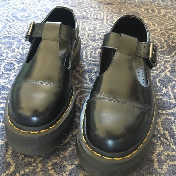 cdfc371204 Dr. Martens Shoes | Bethan Dr Martens Rare Mary Janes | Poshmark
