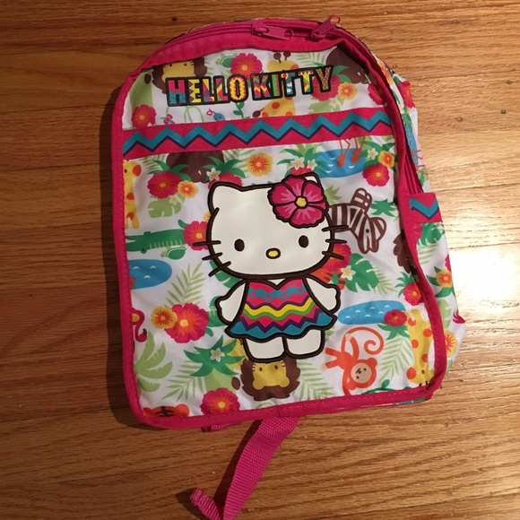3a8ca6728 Hello Kitty Accessories   New Hawaii Kawaii Minibackpack Sanrio ...