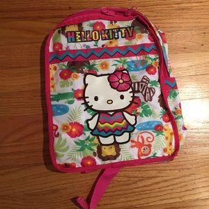 New Hawaii Hello Kitty Kawaii Mini-backpack Sanrio