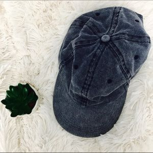 Garage Accessories - Kylie Jenner style jean ball cap