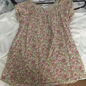 Uniqlo Tops - Uniqlo floral blouse