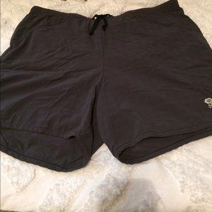 Mountain Hard Wear Pants - Mountain Hard Ware running/hiking shorts