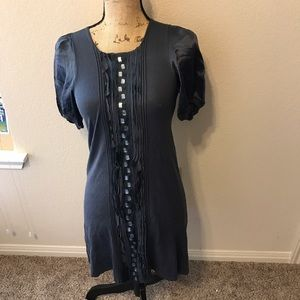BCBGMaxAzria Dresses & Skirts - {BCBG MazAzria Silk Blend Dress}