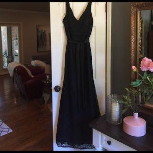 Mori Lee Dresses & Skirts - NWT Mori Lee Black lace mermaid hem gown