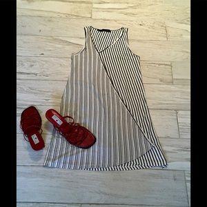 Patterson J. Kincaid Striped Summer Dress!🌺EUC🌸