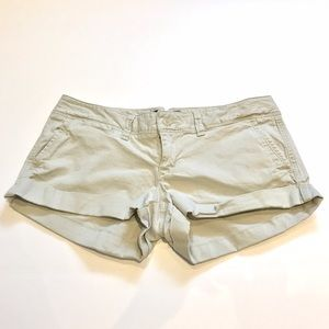 American Eagle Outfitters Pants - ✨New Item✨ Beige/Grey Mix Summer Shorts.