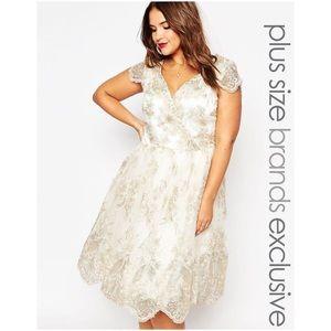 ASOS Curve Dresses & Skirts - Chi Chi London prom dress BNWT