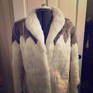 Sergio Valente Jackets & Blazers - 🌷🌷Fur Coat 100% Rabbit🌷🌷