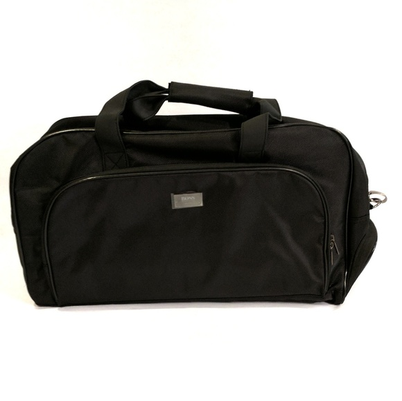 hugo boss sale hugo boss nylon weekender bag nwot from. Black Bedroom Furniture Sets. Home Design Ideas