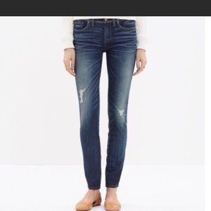 Madewell Pants - Madewell Skinny skinny size 24 NWT