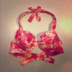 Tommy Bahama Other - Tommy Bahama Coral Underwire Bikini Top