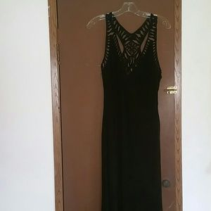 Rimini Dresses & Skirts - Rimini size 10 open back long formal prom dress