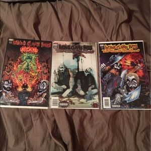 insane clown posse accessories vintage comics poshmark