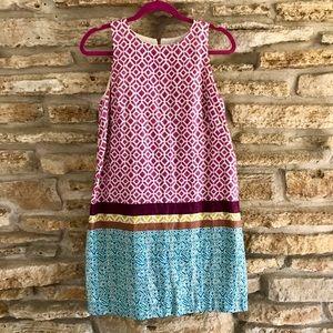 LOFT Linen Shift Dress
