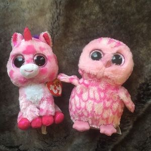 Justice Other - 💐[beanie boos] bundle of two