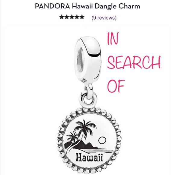 Pandora Jewelry Looking 4 This Hawaii Charm Poshmark