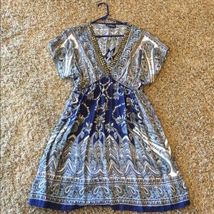 Angie Dresses & Skirts - Summer dress/cover up