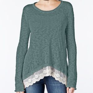 Hippie Rose Sweaters - NWT hippie rose sweater