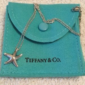 Tiffany & Co. Jewelry - Tiffany & Co Elsa Peretti Starfish 16'' Necklace