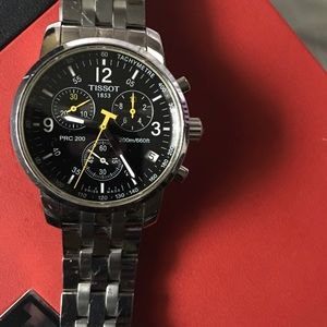 Tissot Other - Tissot 1853 Prc200 T-sport  Wrist Watch.