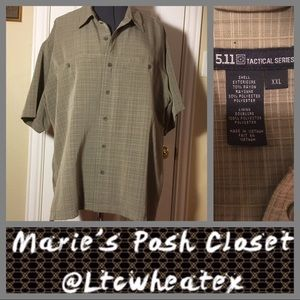5.11 Tactical Other - Men's Concealed Carry Shirt