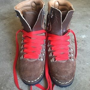 Danner Shoes - Danner Vibram Italian Hiking Boots