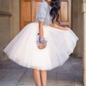 Dresses & Skirts - Handmade Tulle skirt