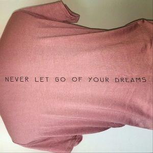 1eyed 1der boutique Tops - Dreamcatcher Pocket Tee