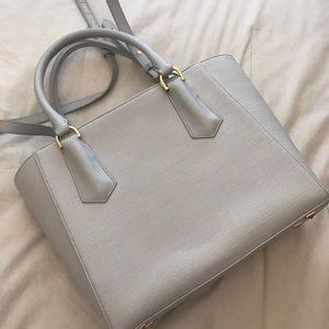 Dagne Dover Handbags - Dagne Dover Mini Tote (Cement Grey)