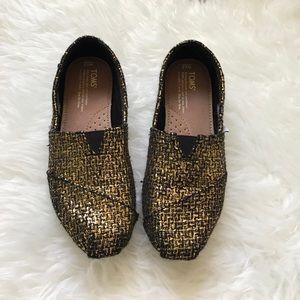 TOMS Shoes - Toms Size 6.5