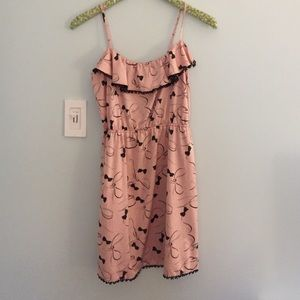 Anthropologie Dresses & Skirts - Eloise for Anthropologie dress!! Pretty pink bows