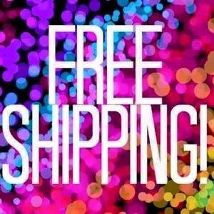 FREE SHIPPING WHEN YOU BUNDLE😳😳😳