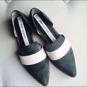 Matt Bernson Shoes - Matt Bernson Sterling Slip On