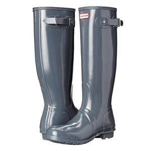 Hunter Shoes - NWT Hunter Tall Rain Boots