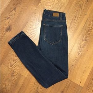 Urban Outfitters Denim - URBAN OUTFITTERS Cigarette High Rise Jeans