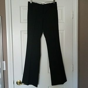 Wool theory suit pants