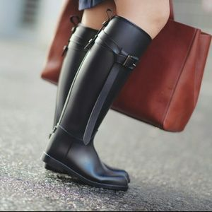 Burberry Shoes - NEW Burberry Rainboots
