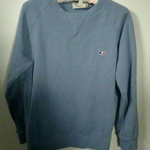 MAISON KITSUNE Sweaters - Maison Kitsun? blue pullover