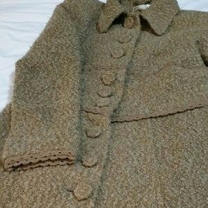 Jackets & Blazers - Vintage textured twirl peti-coat