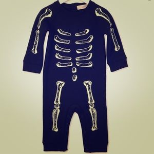 Stella McCartney Kids Other - Stella McCartney Kids Skeleton Onesie (Glows!)