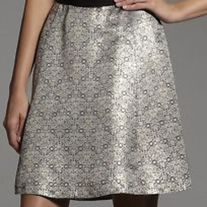 Narciso Rodriguez Skirts - Narciso Rodriguez for Design Nation skirt 12 gold