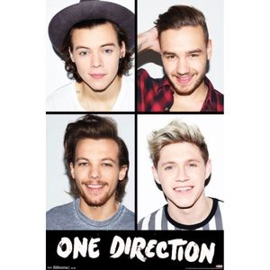 Other - One Direction Poster