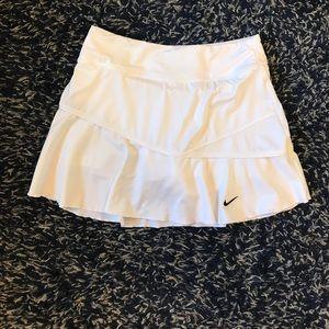 Nike Dri Fit tennis skirt.