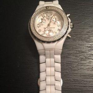 Technomarine Accessories - TechnoMarine DTC55C Chronograph Diamond watch