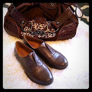 Arturo Chiang Shoes - Arturo Chiang Lucinda Oxford Cowboy Leather NWOT