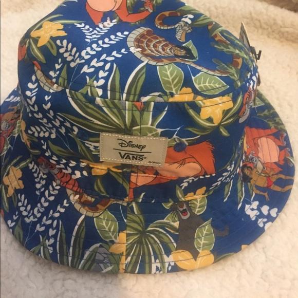Vans Jungle Book Bucket Hat 60933855e94